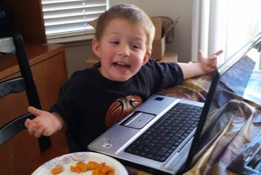 An effort is under way to make internet access available to kids in their homes across Arkansas. (Carrie Cain)