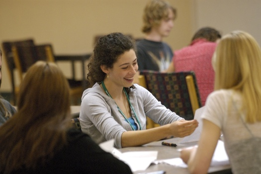 Talented young writers from across the globe converge this weekend for the Iowa Young Writers' Workshop. (IowaYoungWritersStudio.org)