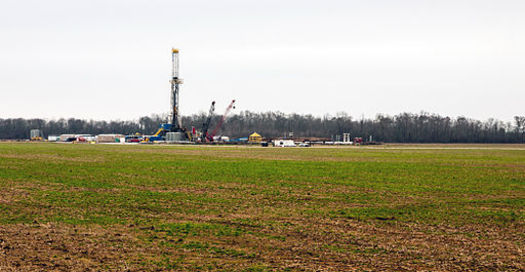 More than 3 million Ohioans live near an oil or gas drilling operation. (Daniel Foster/Wikimedia)