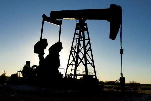 A new mapping tool pinpoints the locations of Texas oil and gas facilities within a half-mile radius of homes, neighborhoods, schools and hospitals. (Aneese/iStockphoto)