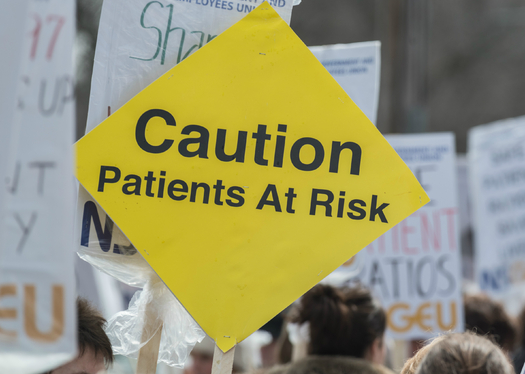Thousands of Minnesota nurses plan to strike this Sunday over staffing shortages and what they're calling unfair changes to their health-insurance plans. (iStockphoto)