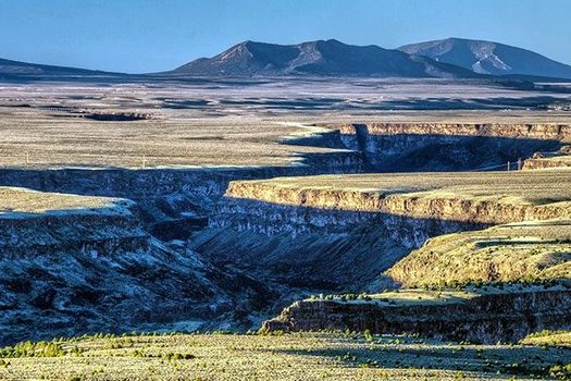Advocates are in Washington, D.C. this week to push lawmakers to protect public lands such as the Rio Grande del Norte National Monument in New Mexico. (BLM)