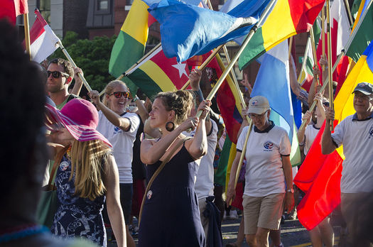 Colorado LGBT communities are forging ahead with gay pride events. (US Department of State/Wikimedia Commons)