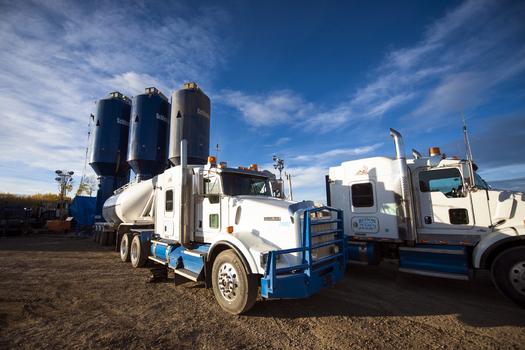 Las emisiones de metano procedentes de las operaciones de �fracking� hidr�ulico contribuyen al cambio clim�tico. (MajaPhoto/iStock)