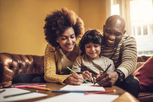 While Minnesota ranks first among states in the latest national Kids Count Data Book, the research shows children of color still face serious disadvantages. (iStockphoto)
