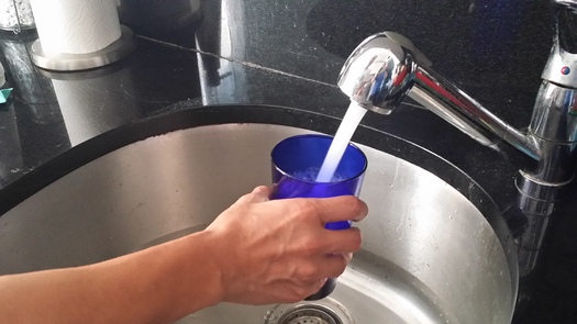 Nationwide water sampling turned up harmful chemicals in many communities, including water systems that serve 53,000 in the Granite State. (Mike Clifford)