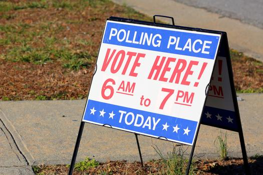 North Carolinians can expect to vote in the same precinct in November that they did in the June primary. (Morguefile.com)