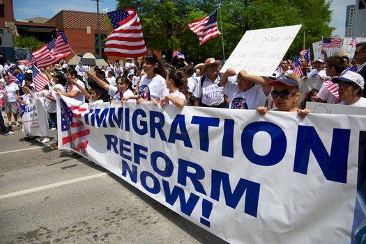 Members of Colorado's immigrant community have denounced the U.S. Supreme Court's tie vote on Thursday as another setback to immigration reform. (FireAtDusk/iStockphoto)