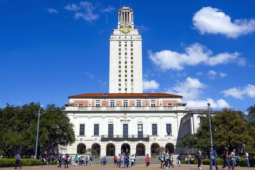 The U.S. Supreme Court had upheld the use of race as a factor in admissions policies at the University of Texas-Austin. (University of Texas)
