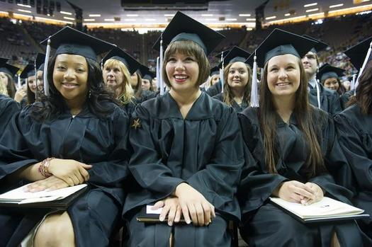 High school graduates are going to need some college to succeed in the post-recession economy, according to a new study. (uiowa.edu)