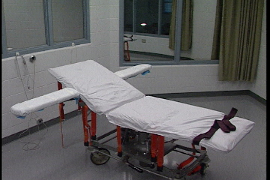 A new report looks at the influence a handful of prosecutors have had on the death penalty. (Greg Stotelmyer)