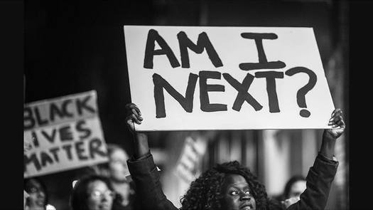 """Critics of the Black Lives Matter movement are increasingly responding with """"All Lives Matter."""" (Tampa for Justice)"""