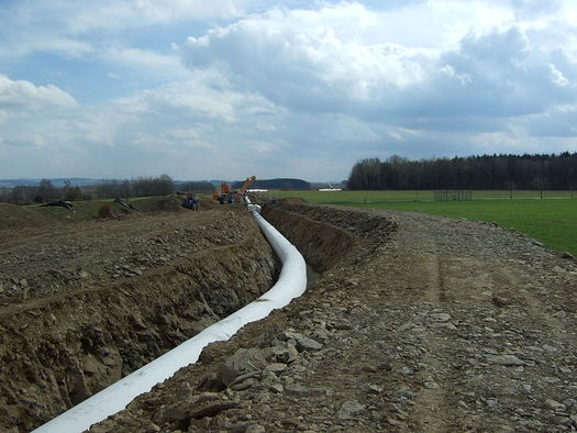 New pipeline integrity standards would also reduce methane emissions. (malenki/Wikimedia Commons)