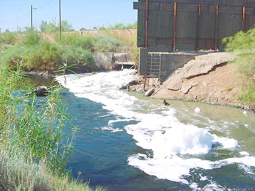 One HB 5538 rider would block enforcement of the EPA�s Clean Water Rule, which strengthened protections for streams and wetlands. (CNRC/Wikimedia Commons)