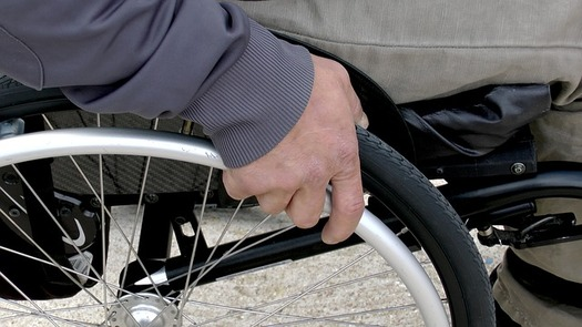 There are more than 800,000 people living with a disability in Oregon. (pixabay)