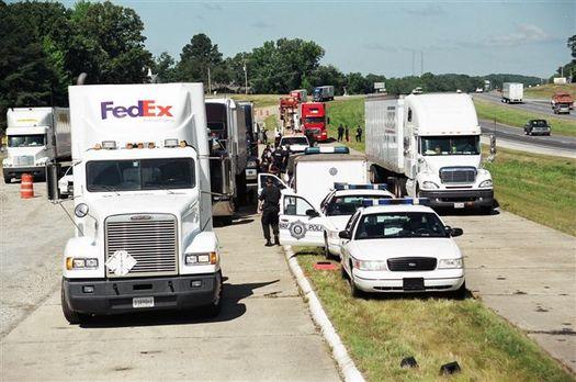 Traffic fatalities in Arkansas had been declining, but went up in 2015. (arkansashighways.com)