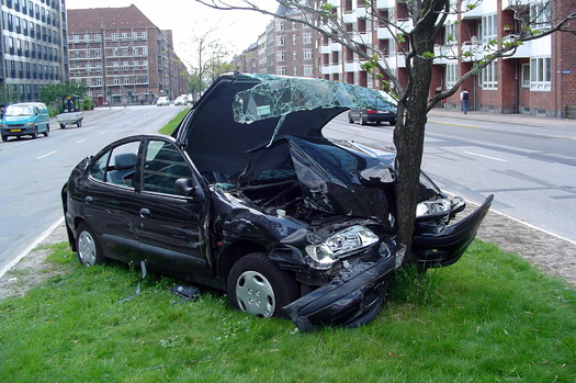 Traffic accidents killed more than 38,000 people last year. (Wikimedia Commons)