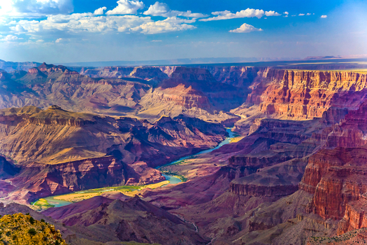 The proposed Republican Party platform contains language endorsing the transfer of all public lands, such as the Grand Canyon, to the states. (iStockphoto)