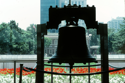 The Liberty Bell is one of the many historic sites delegates to the Democratic National Convention can visit this week. (Reitmeier/iStockphoto)
