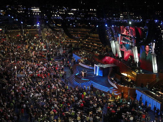 By 2008, 20 percent of all delegates to the Democratic National Convention were superdelegates. (Qqqqqq at English Wikipedia)