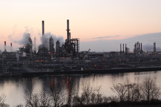 An international delegation of environmental activists is joining a Toxic Tour of Philadelphia's largest refinery today. (Philadelphia Energy Solutions)