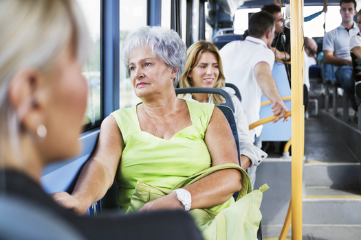 "Maple Grove is the latest Minnesota town researching ways to make ""age-friendly"" improvements in areas including transportation. (iStockphoto)"