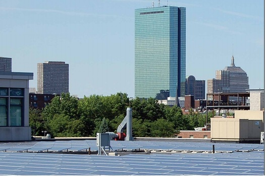 Adoption of the Clean Power Plan will save Bay State businesses tens of millions of dollars, according to a new report from the Georgia Institute of Technology. (Boston Water and Sewer Commission).