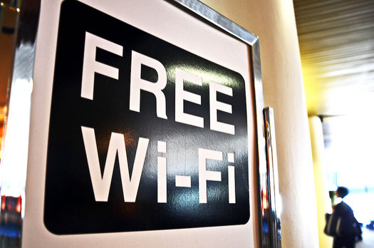 Scammers use fake Wi-Fi networks to steal credit card and bank account numbers. (Charleston's TheDigitel/Flickr)