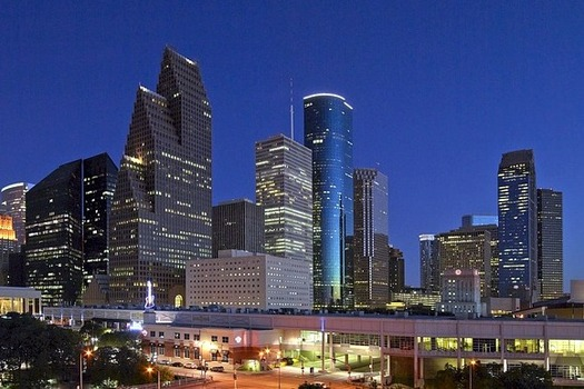 With millions of square feet of office and retail space, Houston is among several Texas cities that could benefit from lower energy bills under the Clean Power Plan. (Pixabay)
