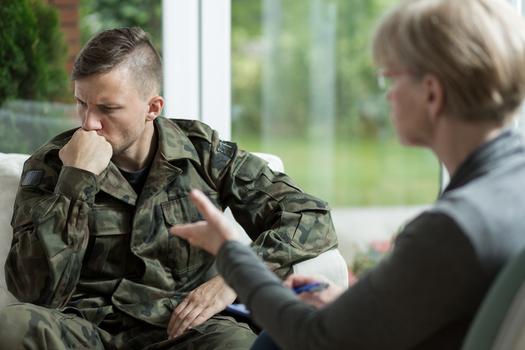 Returning veterans often have unique legal needs, and the UW's Veterans Law Center can help. (KatarzynaBialasiewicz/iStockPhoto.com)