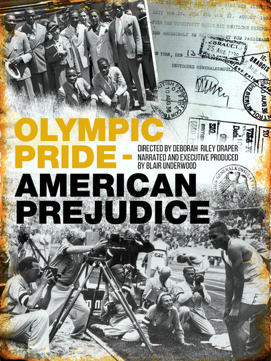 "The documentary ""Olympic Pride, American Prejudice"" debuts this weekend in New York and Los Angeles. It chronicles the journey of 18 African-American Olympic athletes during the 1936 Berlin Games. (Draper)"