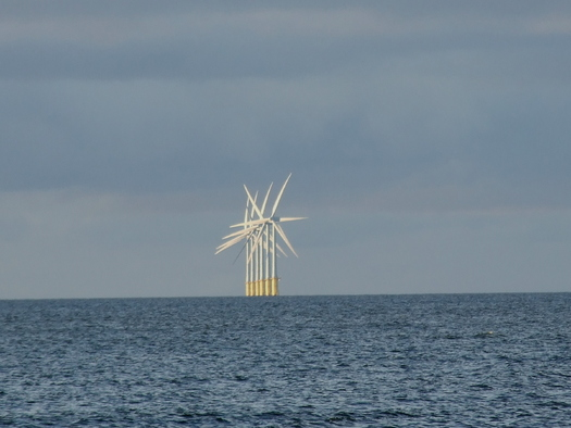 Offshore wind farms are likely along the coast of North Carolina, now that the federal government will make leases available. (morguefile.com)