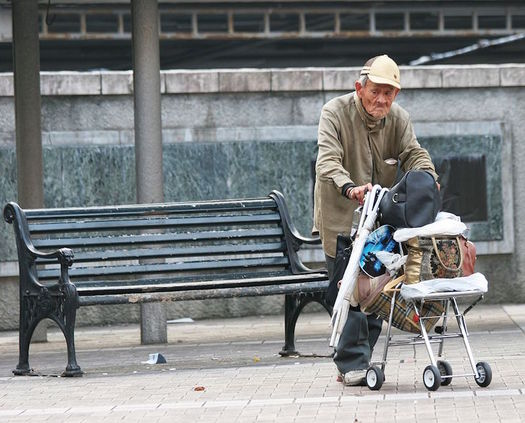 Without action on Social Security, a report says, poverty among New York seniors could rise 63 percent. (Thomas E. Smith/Wikimedia Commons)