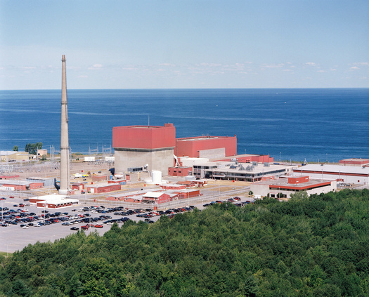 The FitzPatrick nuclear power reactor is the same design as the Fukushima reactors. (USNRC)