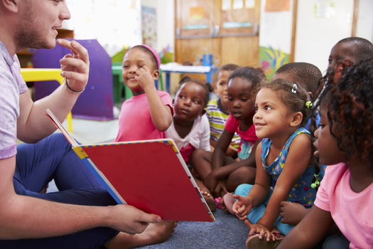 Minnesota's new voluntary free pre-K is being called a step in the right direction, but perhaps not enough to help rural and lower-income working families. (iStockphoto)