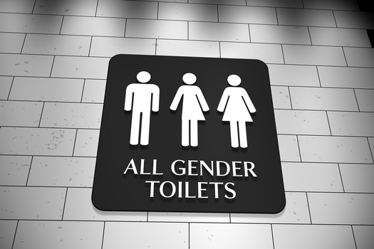 A federal judge has issued a temporary injunction blocking Obama administration guidelines on transgender students' use of bathrooms. (Faull/iStockphoto)