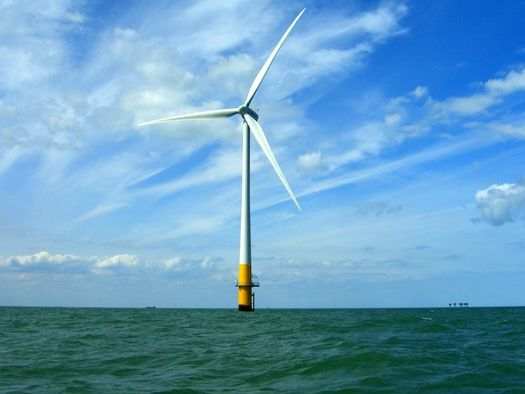 Developing offshore wind will be critical to meeting New York�s Clean Energy Standard. (Phil Hollman/Wikimedia Commons)