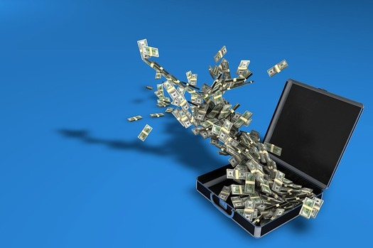 Researchers say spending the most money results in the most votes.(Pixabay)