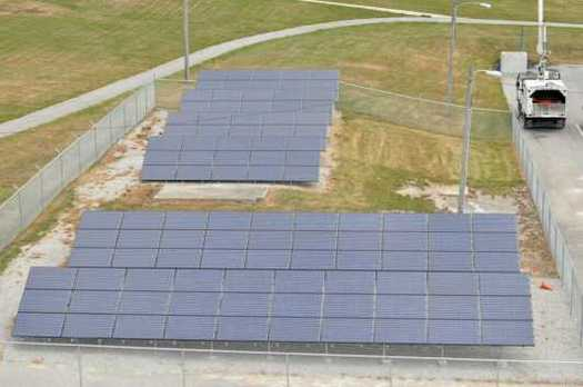 While Kentucky has dabbled in renewable energy, a solar expert says policy changes are needed to spur investment in the industry. (Berea Municipal Utilities)