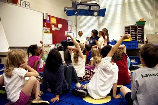 New York still owes public schools $3.9 billion under the Campaign for Fiscal Equity Lawsuit. (Amanda Mills, USCDCP/PublicDomainImages)