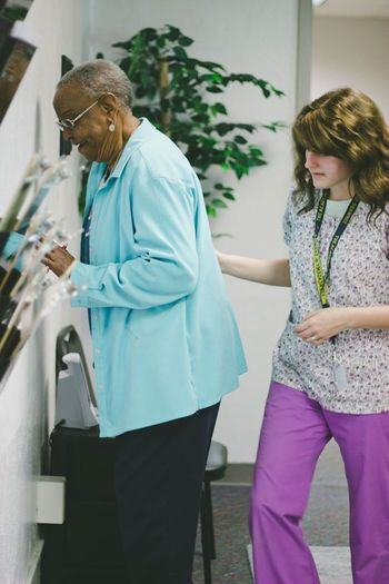 Community health center leaders say Medicaid expansion is helping address racial and health disparities in Kentucky. (Shawnee Christian Healthcare)