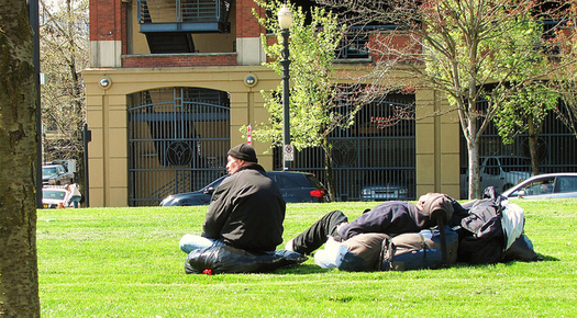 Un estudio de la poblaci�n sin techo de Portland refleja que los individuos que encontraron vivienda estable vieron bajar su necesidad de atenci�n de emergencia en un 18 por ciento. (Mike Krzeszak/Flickr)