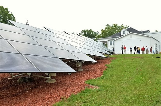 A plan for a transition to a clean energy economy in Kentucky is to be unveiled Saturday. (MACED)
