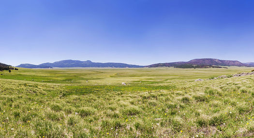 Valles Caldera National Preserve is a part of New Mexico's federally managed public lands. (Jacopo Werther)