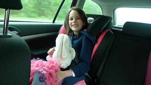 Child Penger Safety Week Ensuring Michigan Kids Ride Safely ...