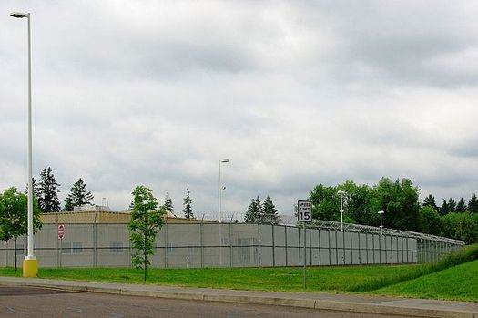 Coffee Creek Correction Facility is currently the only women's prison in Oregon. (M.O. Stevens)