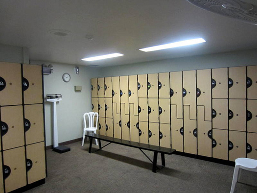 Voluntary guidelines proposed for Michigan schools would allow transgender students to use school locker rooms that correspond to their gender identity. (Nick Bastain/Flickr)