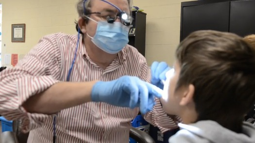 New statewide research says 49 percent of Kentucky's third and sixth graders are in need of dental care. (Kentucky Youth Advocates)