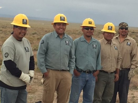 Native Americans are leading efforts to restore sections of the Rio Grande watershed in southern Colorado. (Conservation Lands Foundation)