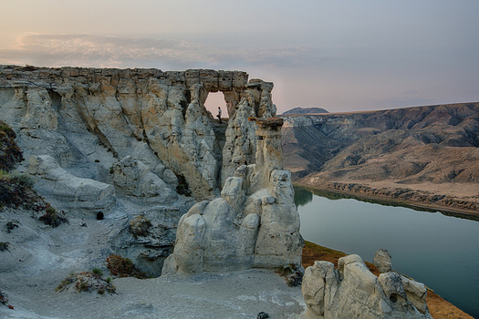 Nearly one-third of the land in Montana is publicly owned, and National Public Lands Day is a chance for those who use it to help with cleanup and maintenance projects. (Bureau of Land Management/Flickr)